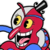 Cuphead - Beppi The Clown Icon #2 by KittenLover75