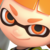 Super Smash Brothers Ultimate - Inkling Icon