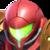 Super Smash Brothers Ultimate - Samus Icon