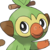 Pokemon Sword and Shield - Grookey Icon