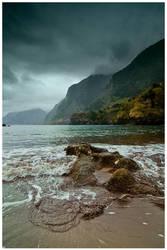 Madeira - Seixal Beach by damnengine