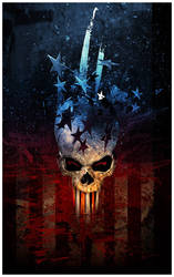 American Skull by damnengine