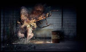 Black Steam by damnengine
