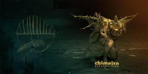 Chimaira - Resurrection cover by damnengine