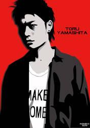 Toru Yamashita One Ok Rock by InoNeko