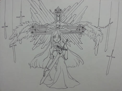 Knight of Firmament - Cytus (Chapter K) by tori-tachi