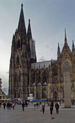 Cologne Cathedral by CHMInteractive