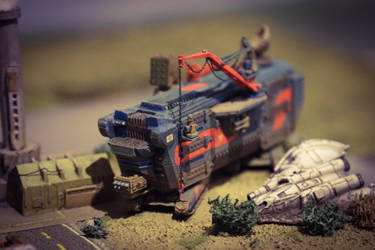 Mobile Field Base by Vortex013