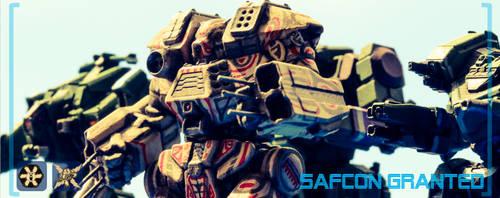 Safcon granted by Vortex013