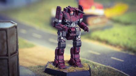 Mechwarrior by Vortex013