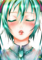 MIKUkiss by MILIMOR