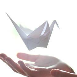 Levitating Crane by ilikeleeks