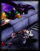 The Return of Count Duckula by Feniiku