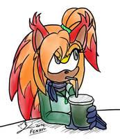 drink by Feniiku