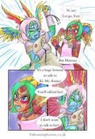 FP. Trial by Fire- pg 17 by Feniiku
