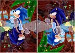 :Sonic 25th: REFLECTION by Feniiku