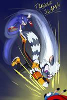 Tangle Slam! by Feniiku