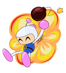 Bomberman by Feniiku