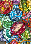 Pysanky Eggs by superpower-pnut