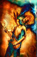Guitarist by turbinedivinity