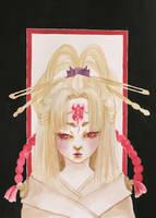 Princess Hinoto by misha-dragonov