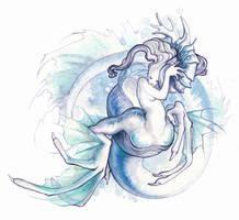 Listen to the Ocean by misha-dragonov