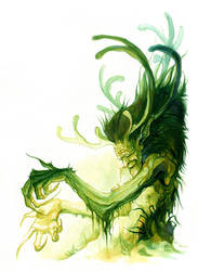 Nature Keeper by misha-dragonov