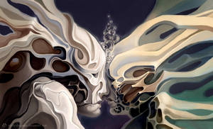 Seahorses by misha-dragonov