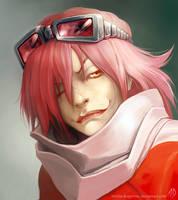 Haruko by misha-dragonov