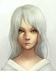 Ciri by misha-dragonov