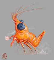 023 Stressed Shrimp by misha-dragonov