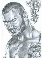 Randy Orton 2 by waticity05