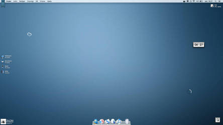 Ice desktop by alex8908