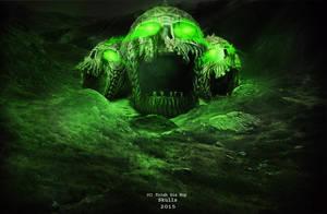 Skulls by leebo-zing-ddh