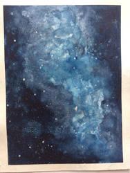Galaxy #2 by drawingbaby1001