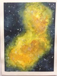 Galaxy #3 by drawingbaby1001