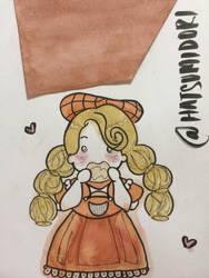 @hatsumisori (tumblr) by drawingbaby1001