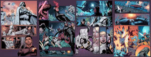 X-men Pages by Eddy-Swan-Colors