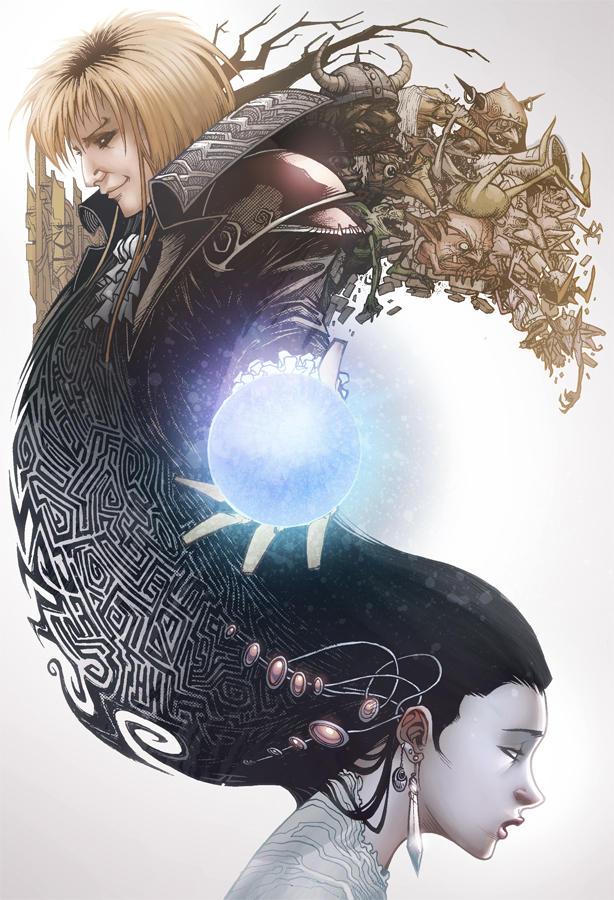 labyrinth by Eddy-Swan-Colors
