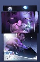 Galactus Silversurfer by Eddy-Swan-Colors