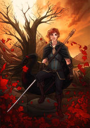 Kvothe by Eddy-Swan-Colors