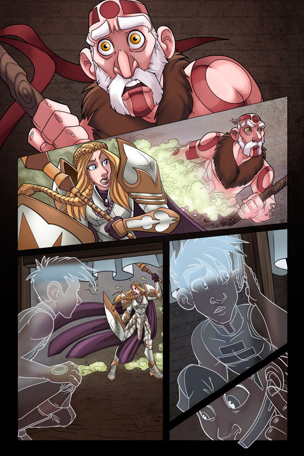 Page 11 Technically Magi issue 3 by Eddy-Swan-Colors