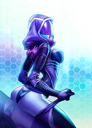 Tali Booty by Eddy-Swan-Colors