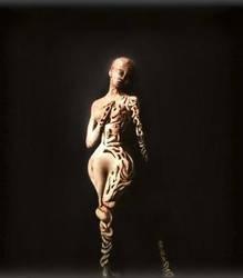 Sculpture by jullie-jullie