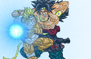 Gokuto vs Tory  'rasen-ha' by DensetsunoDavide