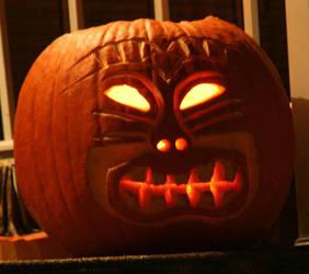 My Pumpkin 2008 by dre4mass