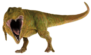 Tyrannosaurus Stock by Rhabwar-Troll-stock