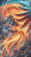 Phoenix by Kawiku