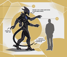 Mantis drone redesign by Irkis