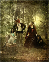 Alice in Wonderland by LilifIlane